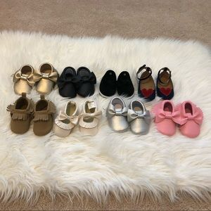 Baby Shoes | Moccasins | Slip Ons